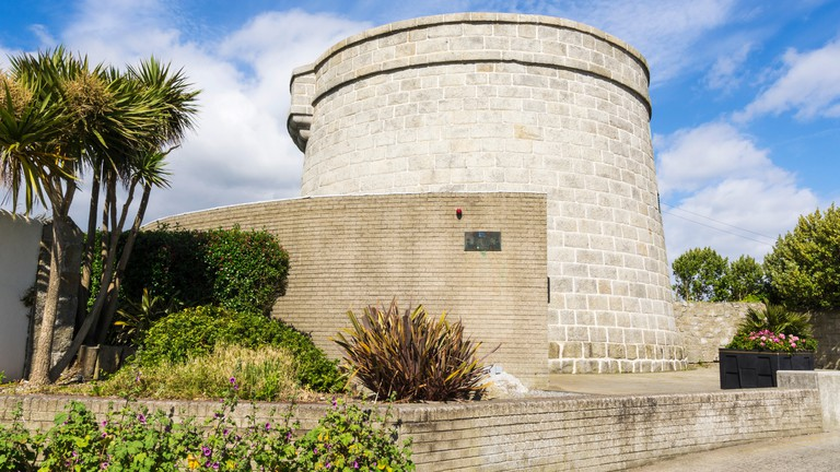 James Joyce Tower and Museum, Sandycove, Dun Laoghaire–Rathdown, Ireland