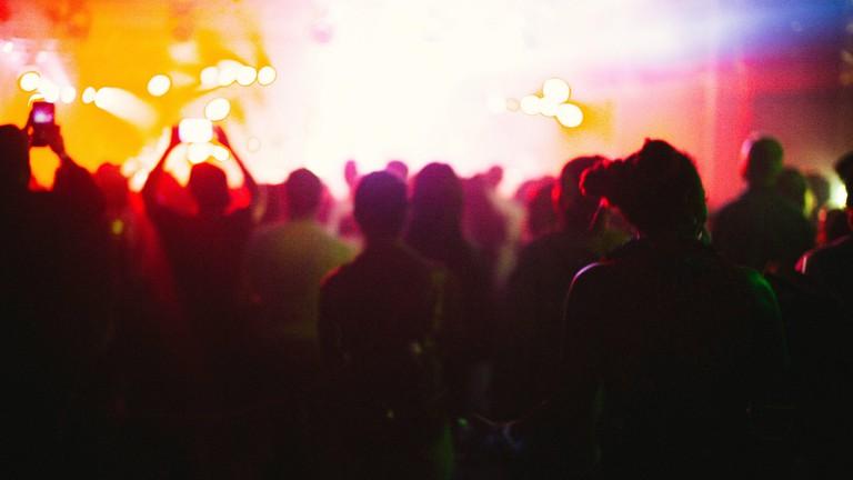 Printworks hosts daytime raves