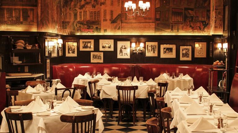 Minetta Tavern, New York.