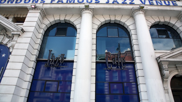 Jazz Café, Camden Town, London