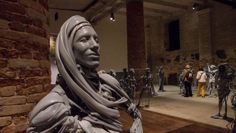 55th Venice Biennale, Pawel Althamer