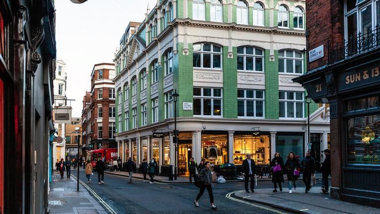Rag & Bone, Soho, London