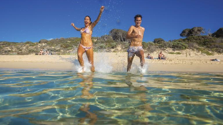 Yallingup Beach © Tourism Western Australia