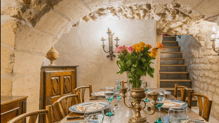 15th-century Airbnb