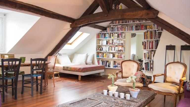 17th-century Airbnb