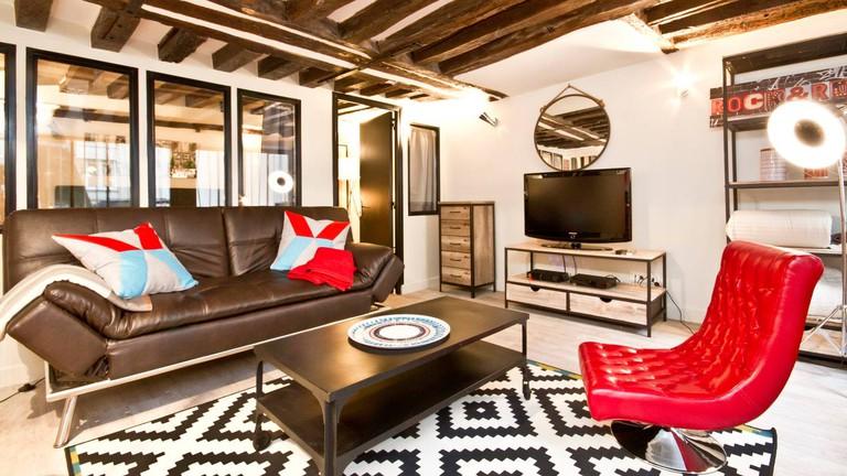 Loft-suite Airbnb
