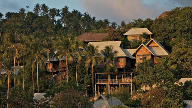 Kamalaya Wellness Sanctuary & Holistic Spa, Thailand.