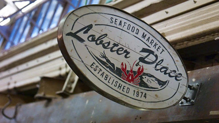 Lobster Place is a must-visit for seafood lovers