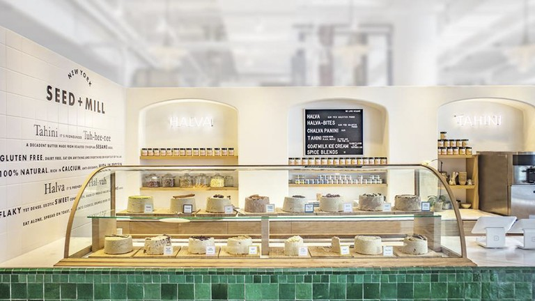 Seed + Mill specializes in halva