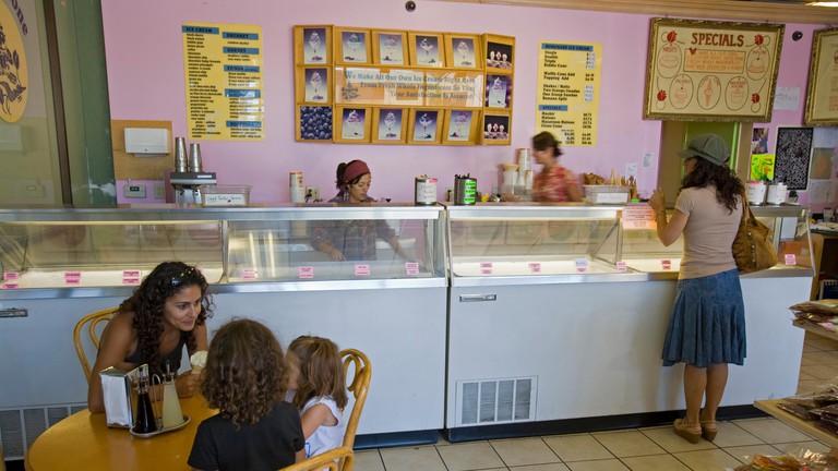 Mashti Malone Ice Cream, Hollywood, Los Angeles