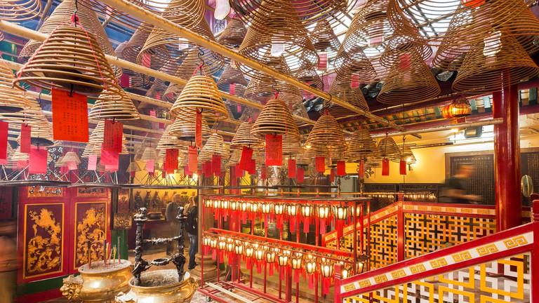Mo Man Temple, Hong Kong