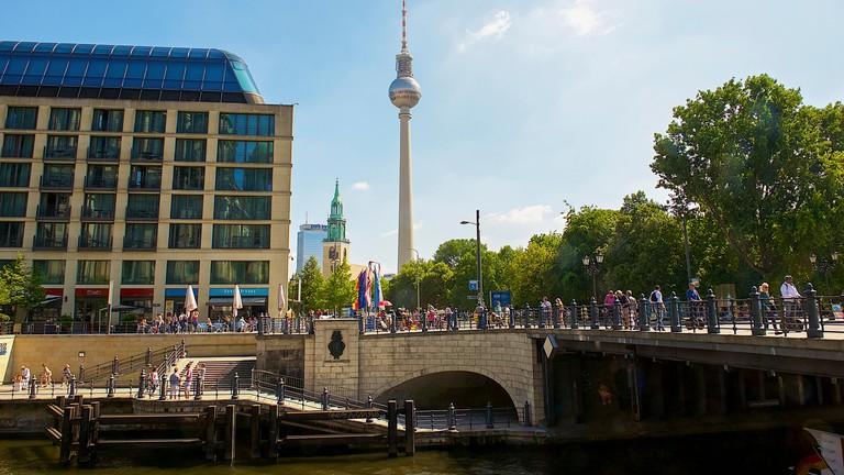 Berlin TV Tower, Berlin