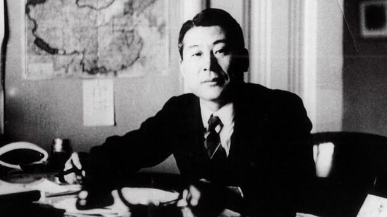 Chiune Sugihara: The Forgotten...