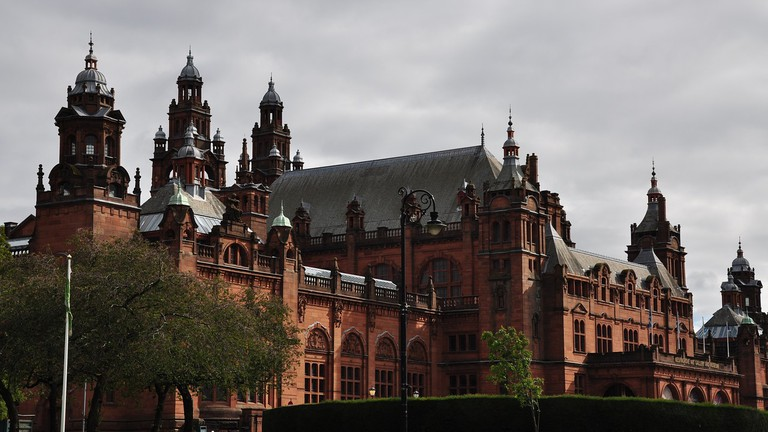 Glasgow, Scotland © Pixabay