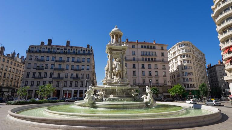 La fontaine des Jacobins | ©Falcon® Photography/Flickr