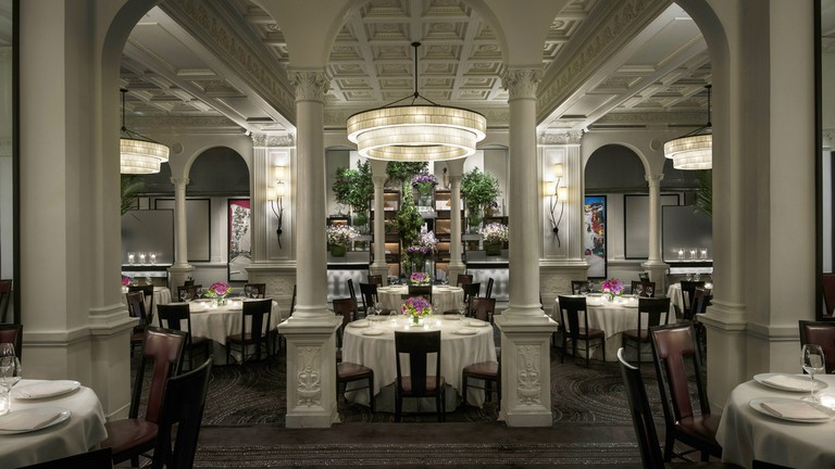 10 Romantic French Restaurants In New York City