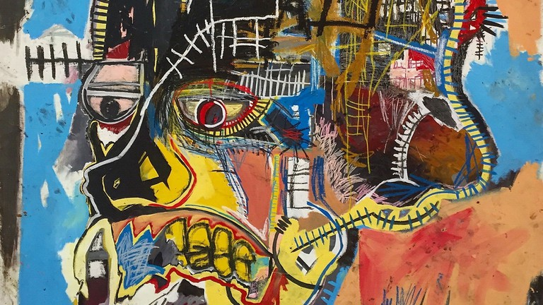 The Art of Jean,Michel Basquiat Legacy of a Cultural Icon