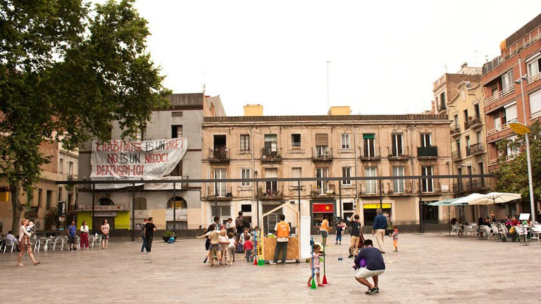Gracia District, Barcelona ©OK Apartment