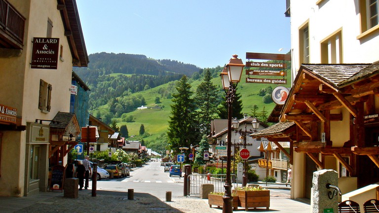 10 Best Restaurants And Chalets In Megeve France