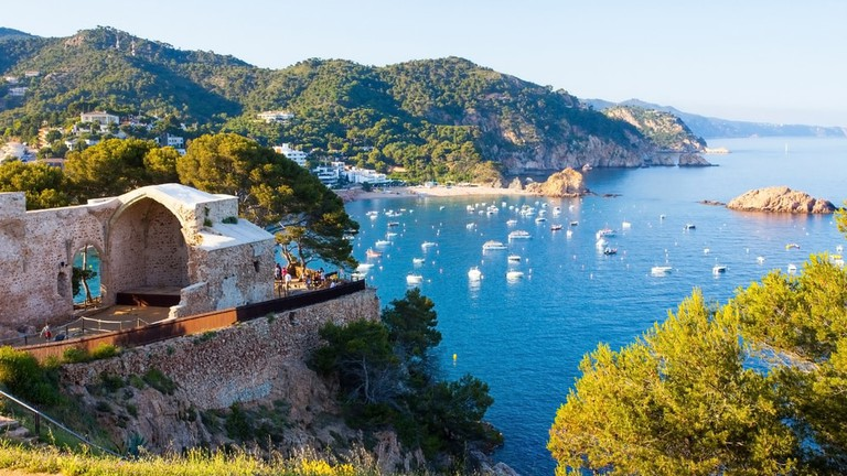 Map Of Southern Spain Resorts.The 11 Most Beautiful Spain Resorts
