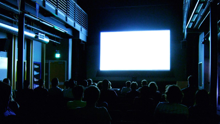 Movie Screen | © Kenneth Lu/Flickr