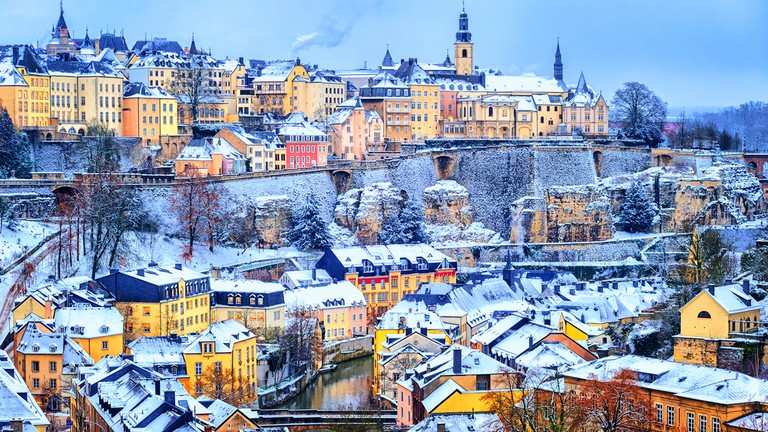 Image result for luxembourg city