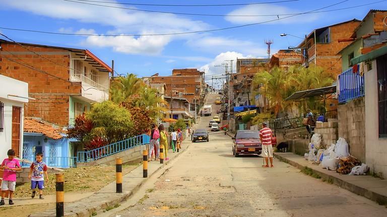 Medellin Colombia | © Pedro Szekely / Flickr