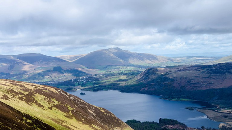 The Lake District As An Inspiration For Artists