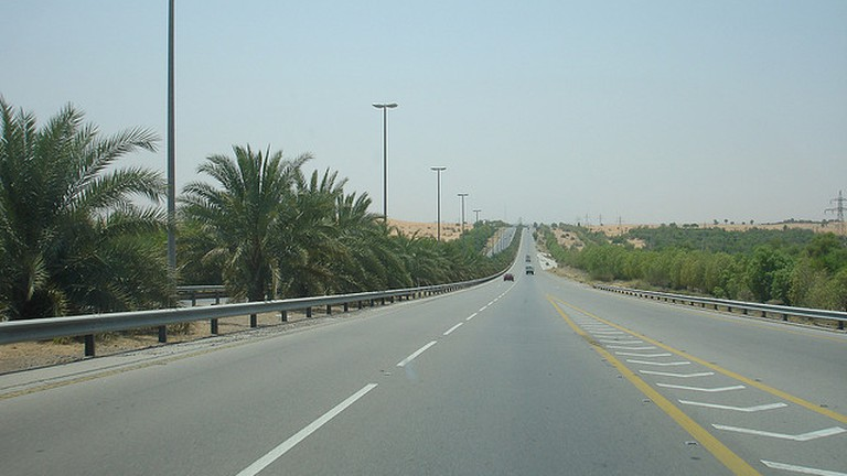 Drive to Al Ain | © Step/Flickr