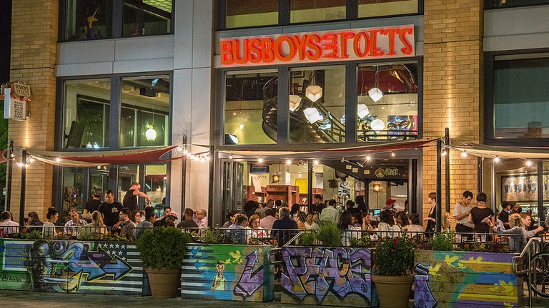 The Best Bars In Mount Vernon Triangle Washington Dc
