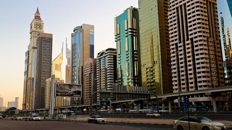 Restaurants On Sheikh Zayed Road