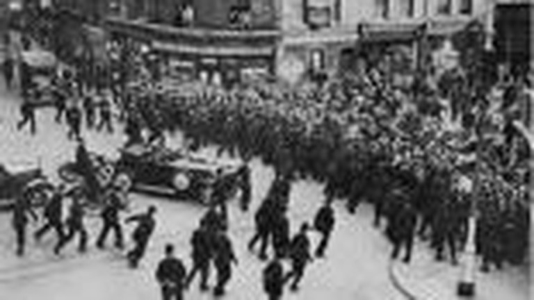 Fascist London: The Battle Of Cable Street Remembered