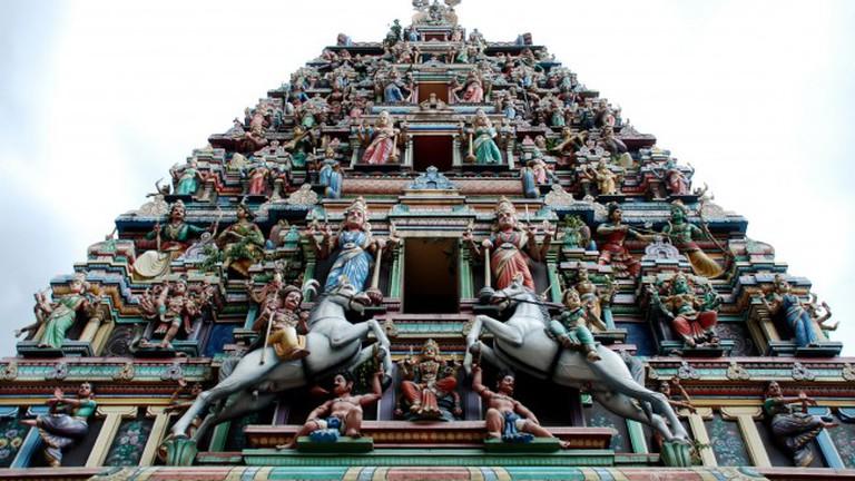Beautiful Temples In And Around Kuala Lumpur
