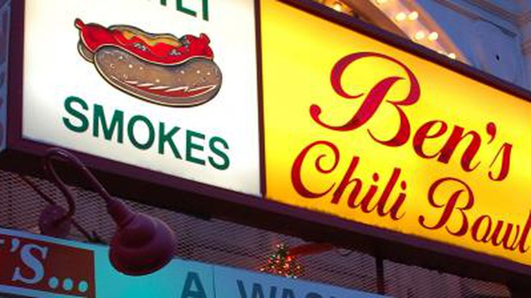 Top 10 Washington DC Restaurants