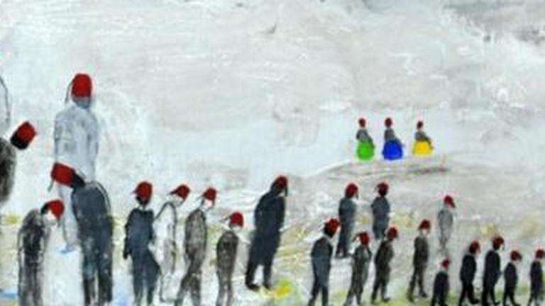 Not Entirely Red: Faika Al Hassan's Exploration Of Identity