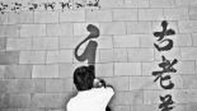 Dishu: A Look At China's Street Calligraphers