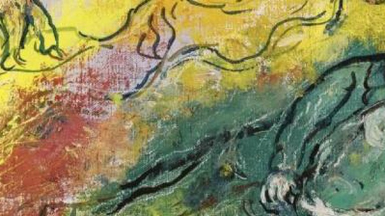 Marc Chagall And The City Of Vitebsk