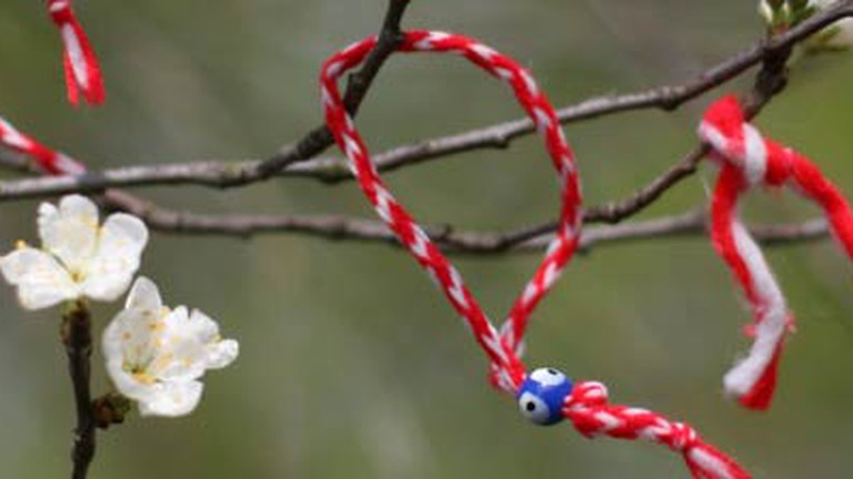 Martia: The Balkan Tradition Of Spring