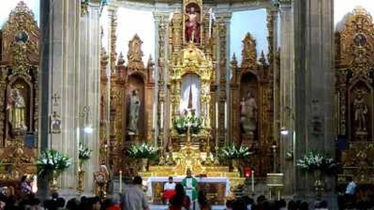 The Most Beautiful Churches in Mexico City