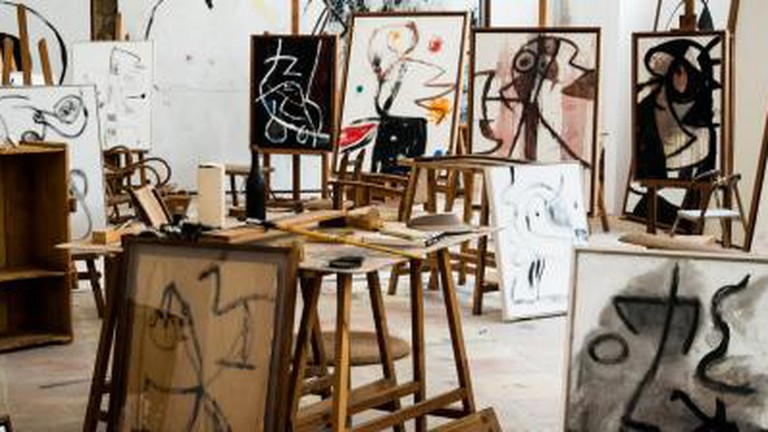 The 6 Best Places to See Joan Miró's Art