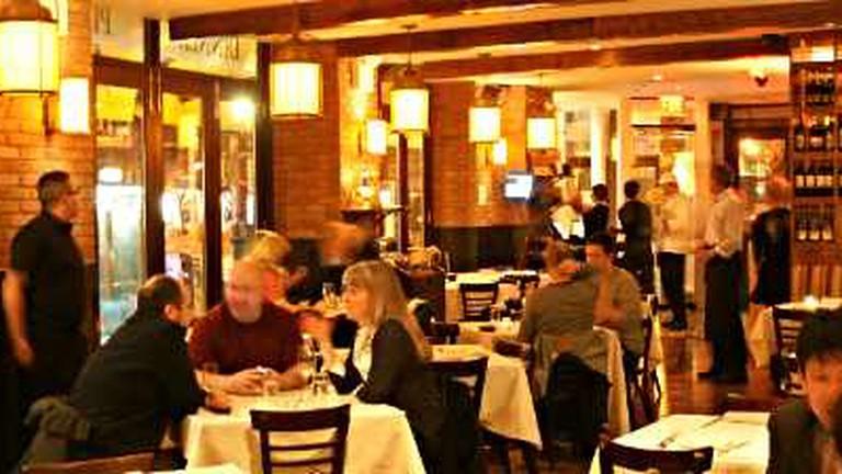 Top 10 Restaurants On Manhattan S Upper West Side