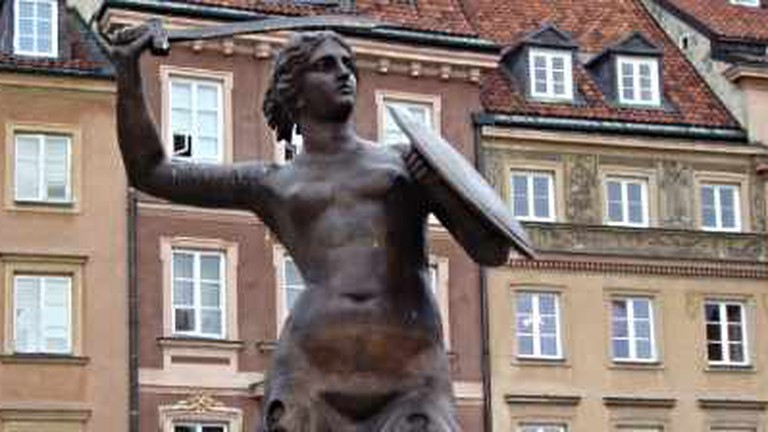 The Best Sculptures in Warsaw, Poland
