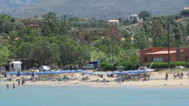 The Loveliest Beaches In Paros Greece