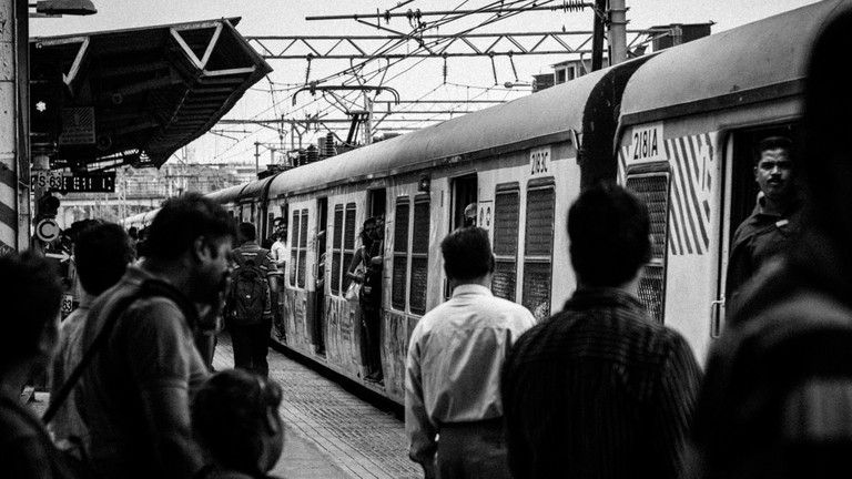 Life On Mumbai's Trains: Adventure, Necessity And Loneliness