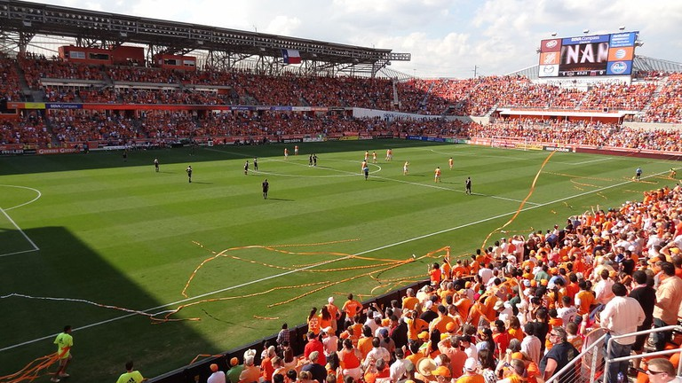 BBVA Compass Stadium | © Paul Duron/WikiCommons