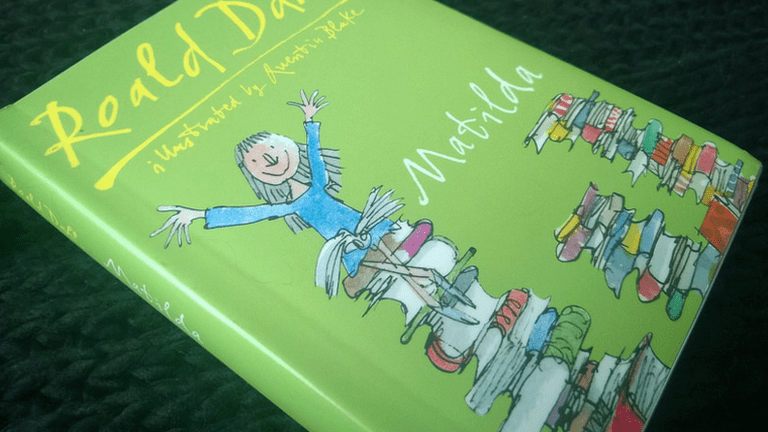 Matilda by Roald Dahl | ©Anastasia Alén/Flickr