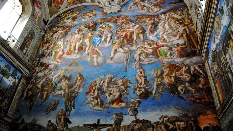 96e42426e6b8 10 Artworks By Michelangelo You Should Know