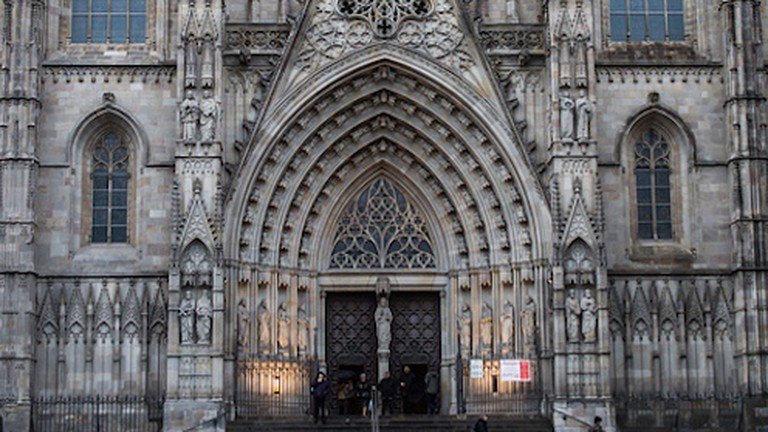 15+ Barcelona Cathedral