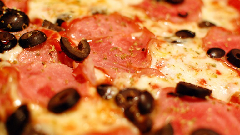 PIZZA!| © Steve Snodgrass/flickr