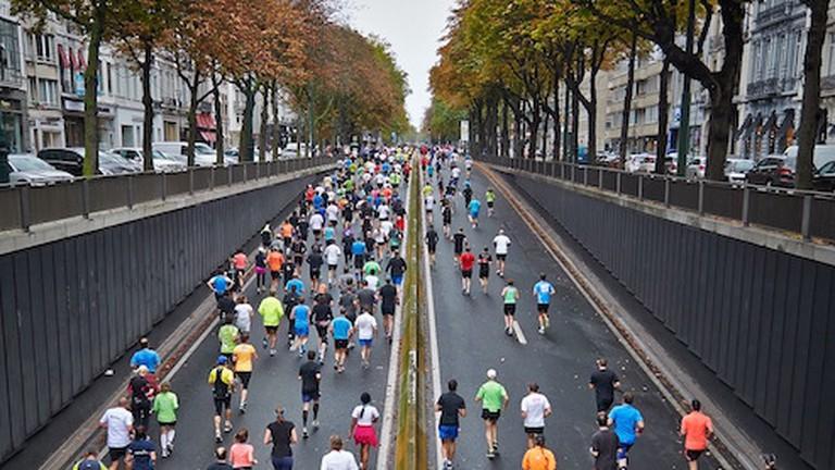 Street marathon | © Unsplash/Pixabay